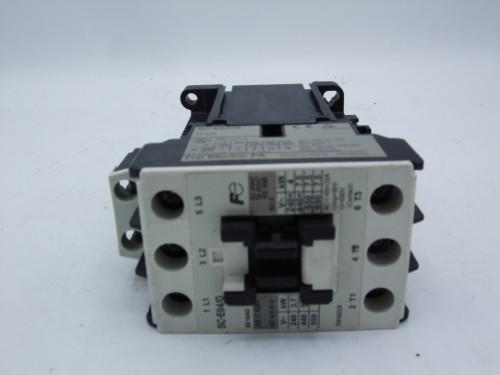 Fuji Electric SC-E04/G 25A Contactor