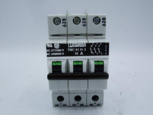 Phoenix Contact TMC 91 H-3 Circuit Breaker 10A