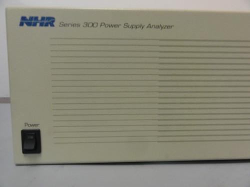 NHR S300 Power Supply Analyzer, PN 1108049