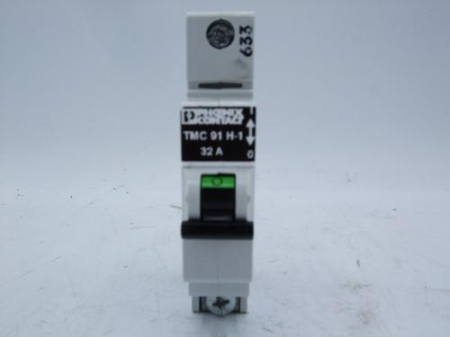 Phoenix Contact 32A 277/480V TMC 91 H-1 Circuit Breaker