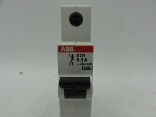Lot of 6 ABB Circuit Breakers