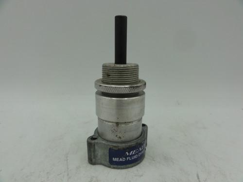 Mead Fluid Dynamics Spring Return Air Cylinder