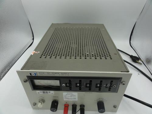 Hewlett Packard 6111A DC Power Supply