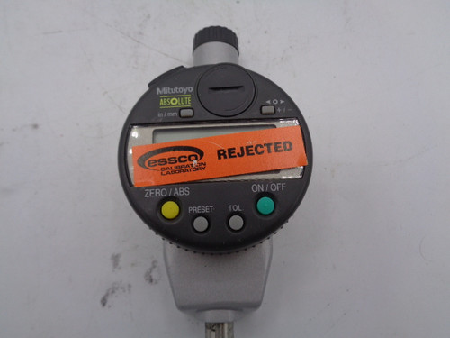 Mitutoyo Corp. ID-C125EB Digital Indicator, For Parts