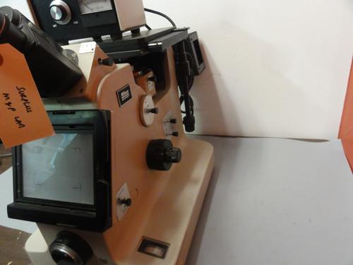 Nikon Epiphot Microscope with Nikon 76576 and Nikon 12V 100 Watt 76516 Lamp