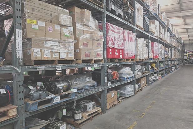 BGI Warehouse
