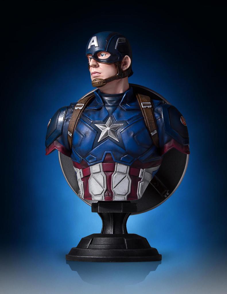 Captain America - Civil War Classic Mini Bust