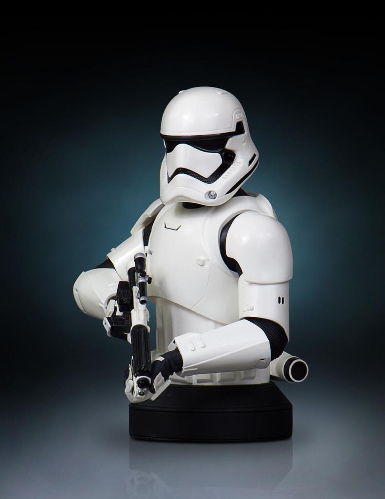 First Order Stormtrooper Mini Bust