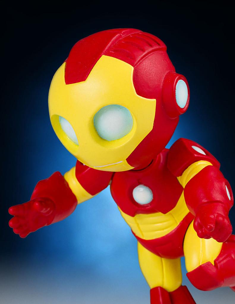 Iron Man Animated Statue