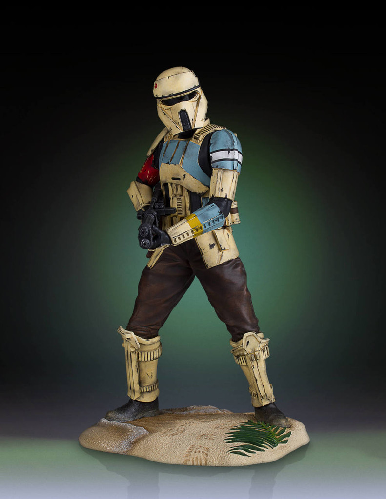 Shoretrooper Collectors Gallery Statue Thumbnail 6