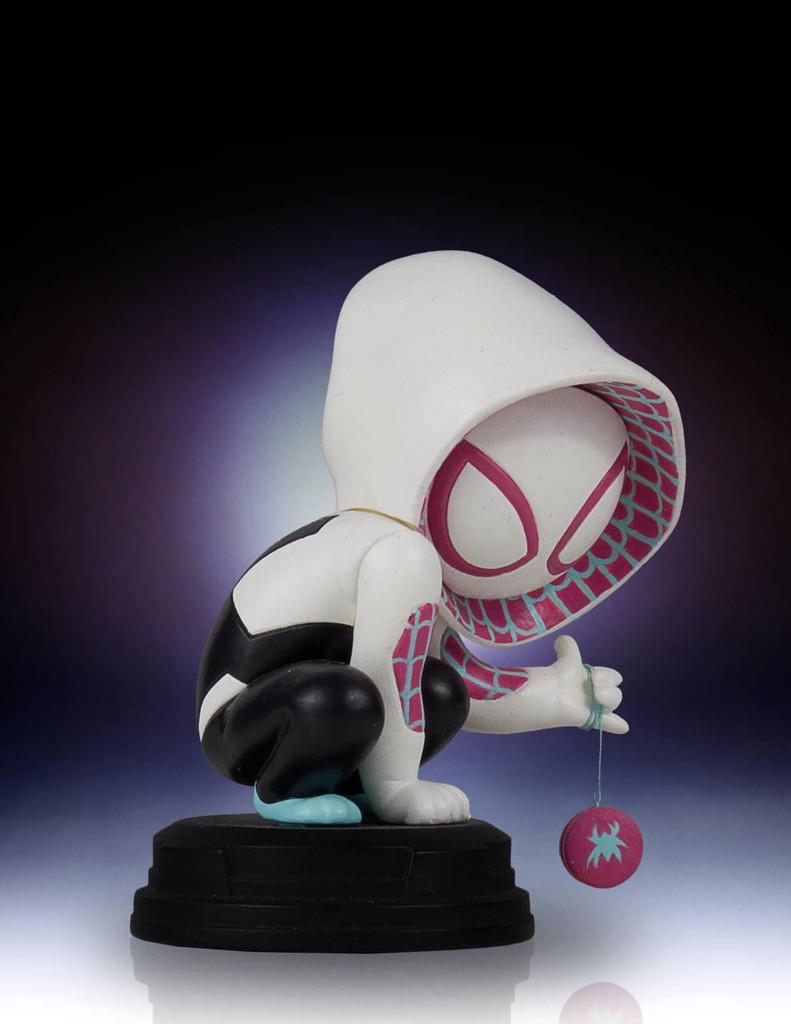 Spider-Gwen Animated Statue