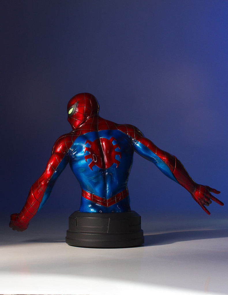 Spider-Man Mark Iv Suit Mini Bust
