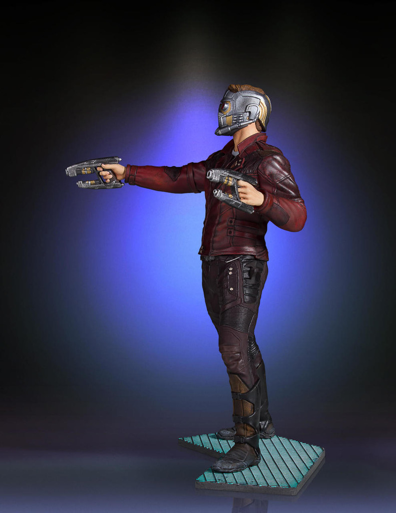 Star-Lord Collectors Gallery Statue Thumbnail 3