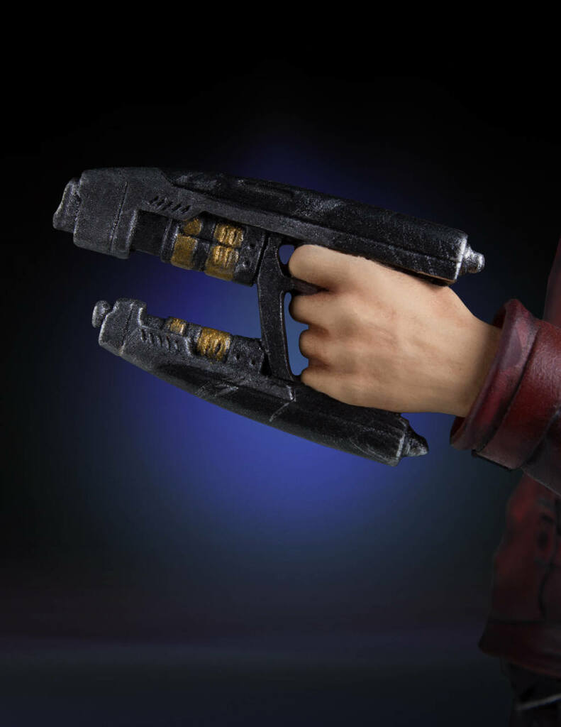 Star-Lord Collectors Gallery Statue Thumbnail 6