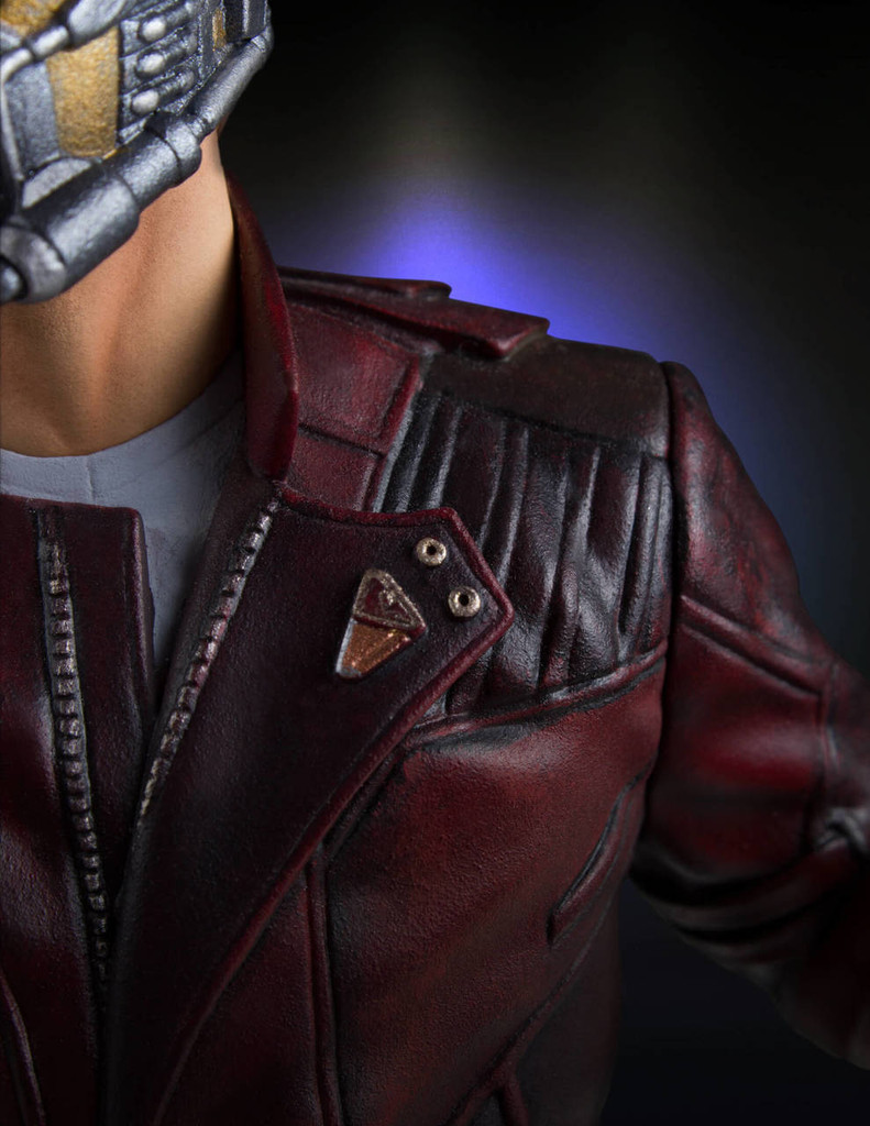 Star-Lord Collectors Gallery Statue Thumbnail 10