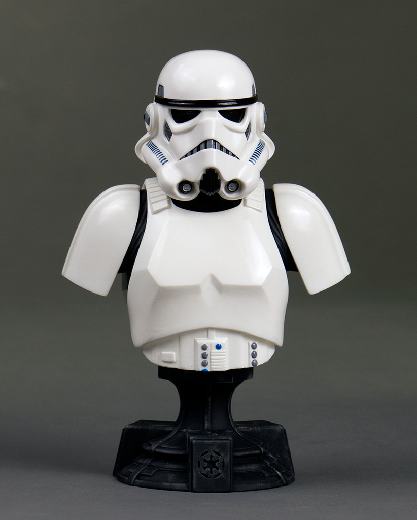 Stormtrooper : A New Hope Classic Mini Bust - PGM Exclusive