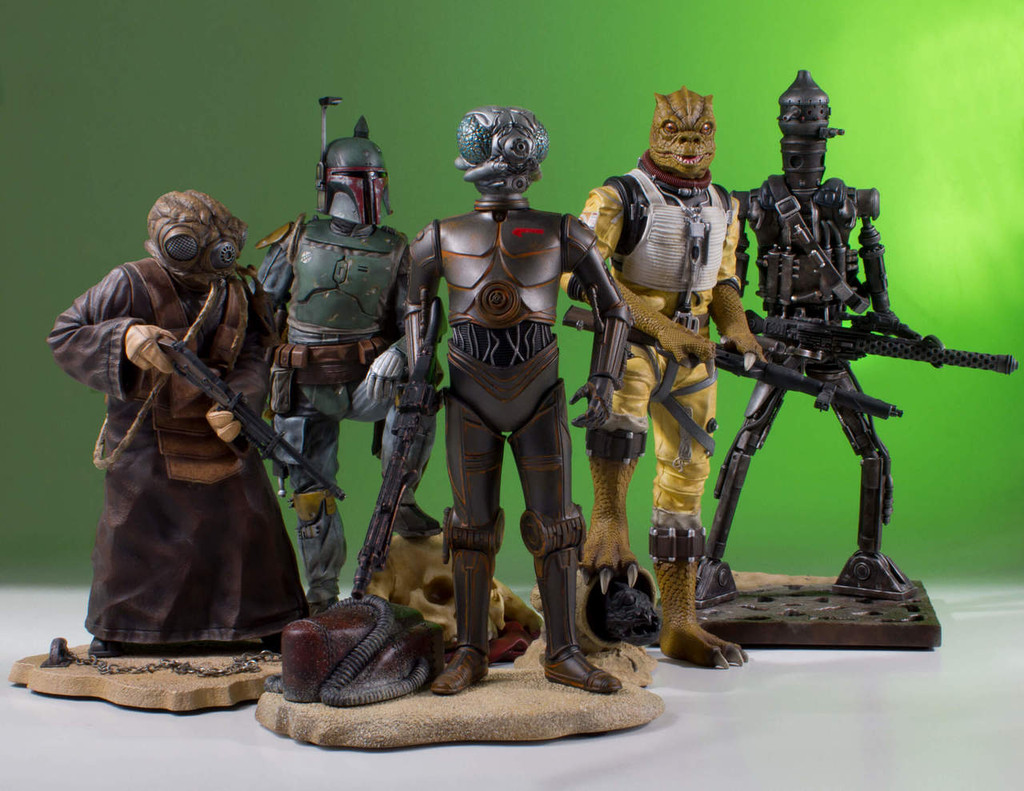 4-LOM Collectors Gallery Statue