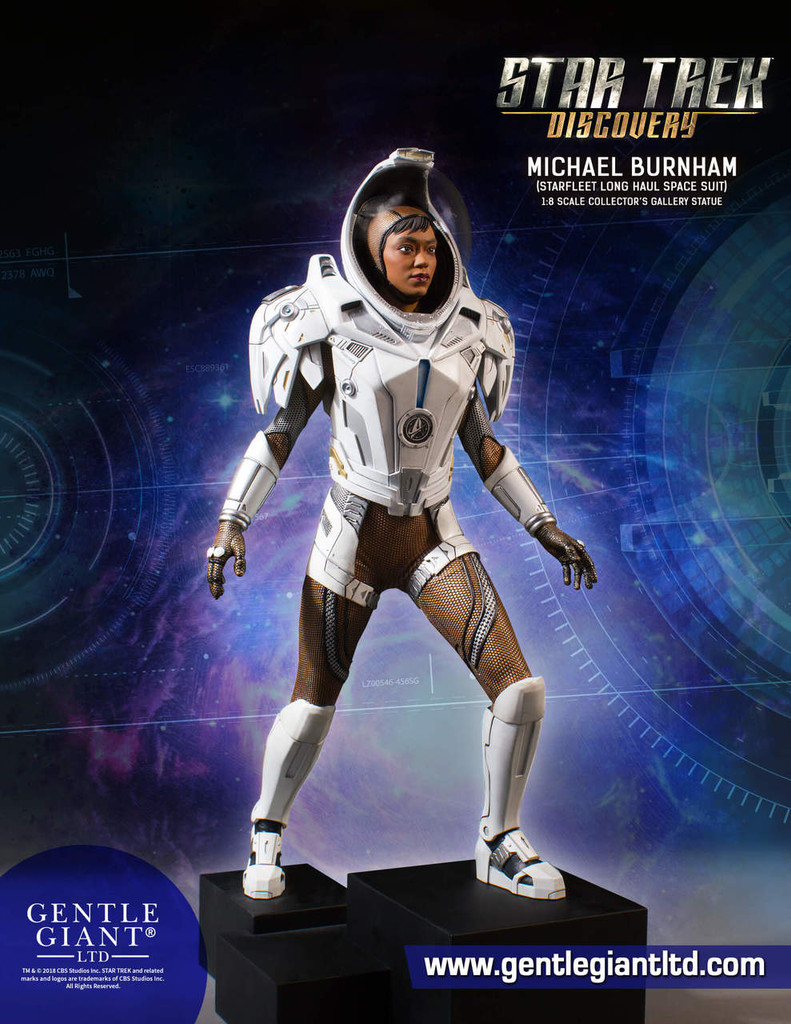 Star Trek: Discovery Collector's Gallery Bundle
