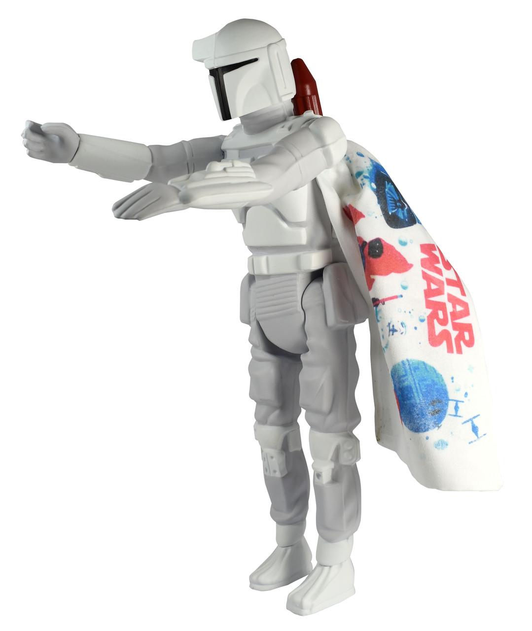Star Wars™ - Boba Fett (Prototype) Jumbo Figure - 2020 Holiday Gift Exclusive - Display
