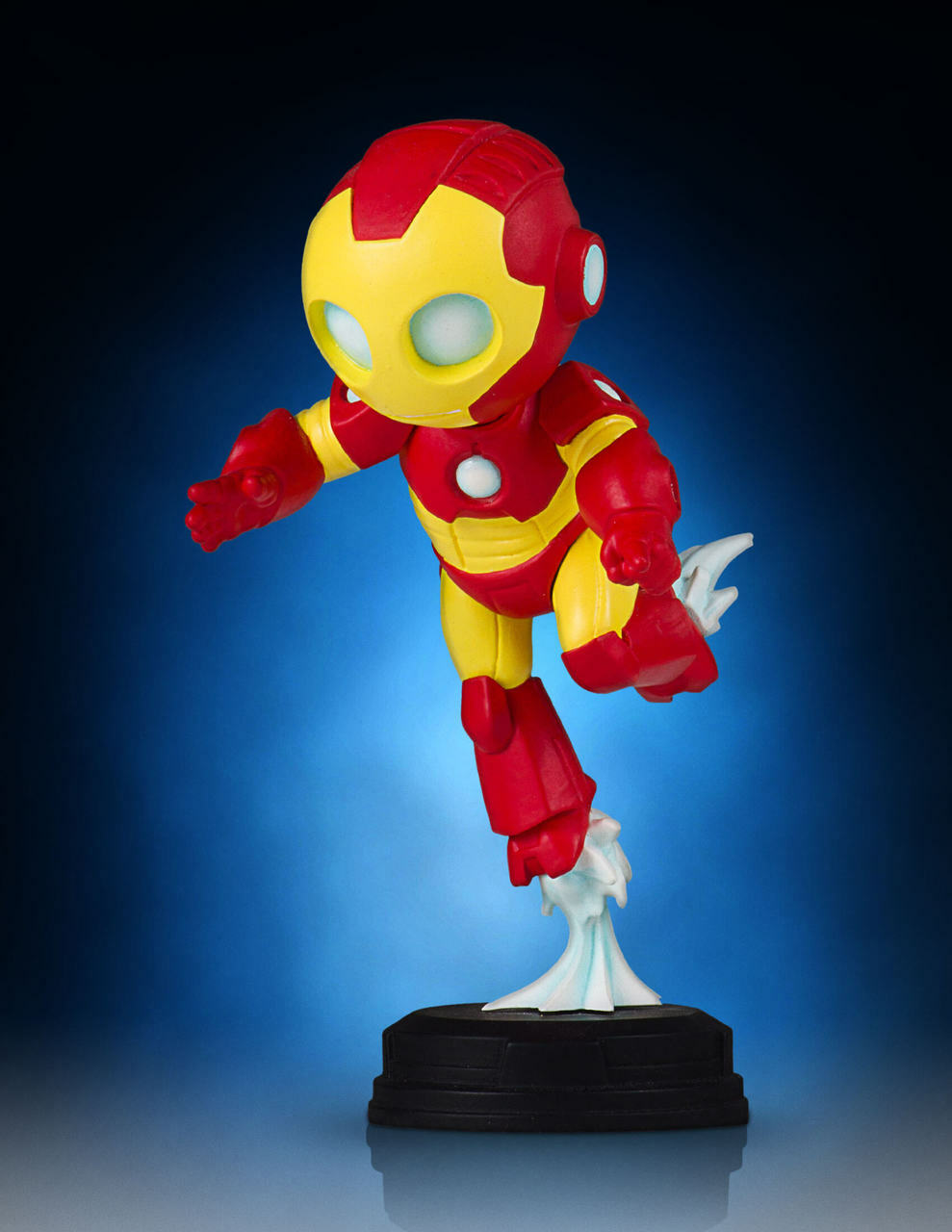 Iron Man Animated Statue