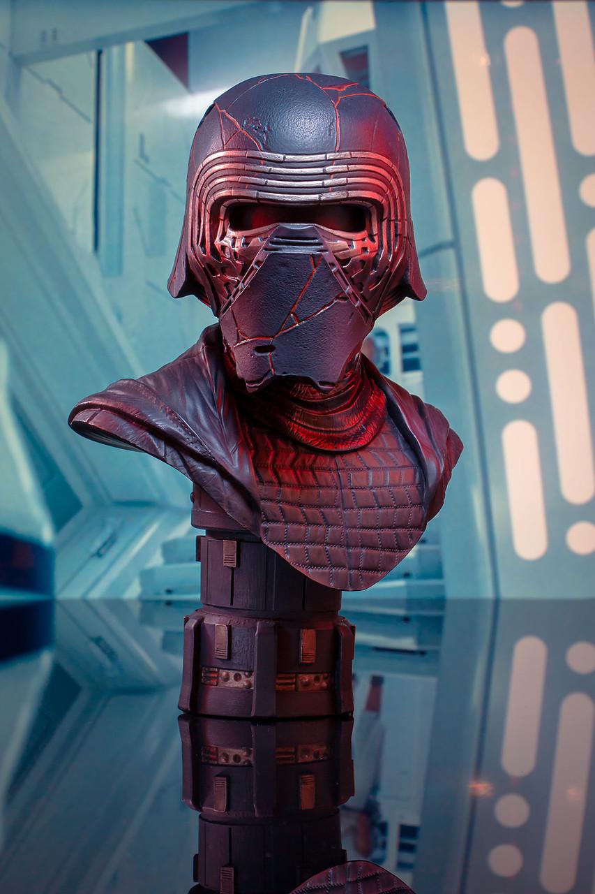 Star Wars The Rise Of Skywalker Kylo Ren Legends In 3 Dimensions Bust Gentle Giant Ltd