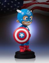 Captain America Animated Statue