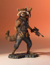 Rocket And Groot (Guardians Of The Galaxy Vol.2) Collectors Gallery Statue Thumbnail 4