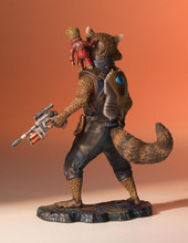 Rocket And Groot (Guardians Of The Galaxy Vol.2) Collectors Gallery Statue Thumbnail 12