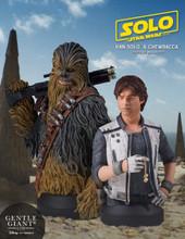"""Han Solo """"Corellia"""" (Solo: A Star Wars Story) Mini Bust"""