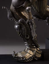 Klingon Torchbearer Collector's Gallery Statue