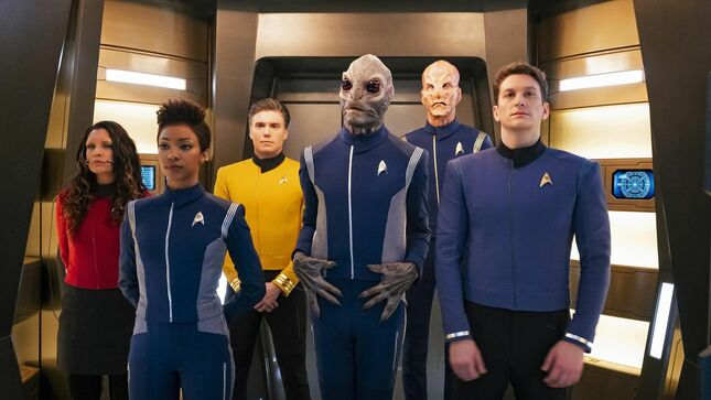 Star Trek: Discovery Season 2 Trailer Released at New York Comic Con