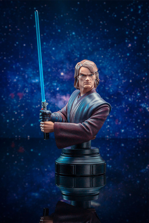 Anakin Skywalker Animated Mini Bust