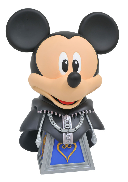 Mickey Mouse Legends in 3-Dimensions Bust