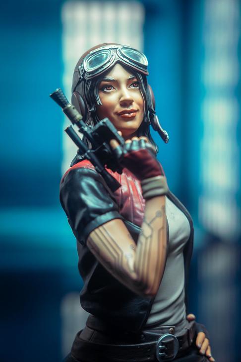 Star Wars™ - Doctor Aphra Mini Bust
