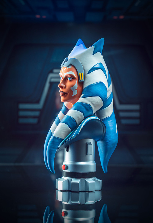 Ahsoka Tano™ Legends in 3-Dimensions Bust