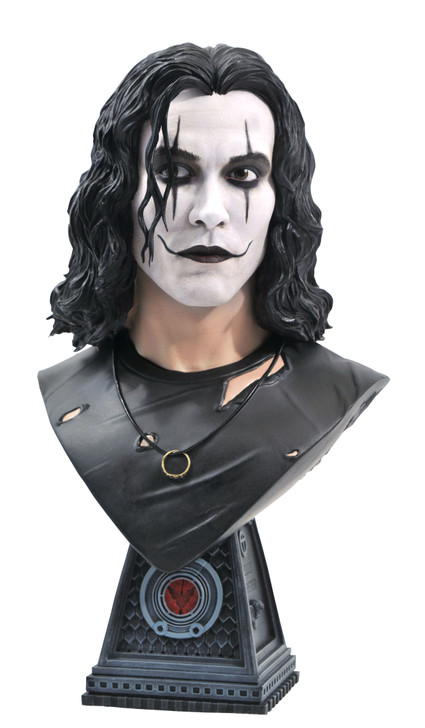 Eric Draven Legends in 3-Dimensions Bust