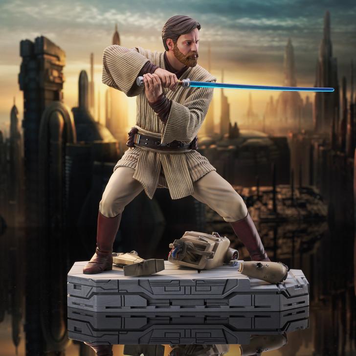Obi Wan Kenobi Milestone Statue