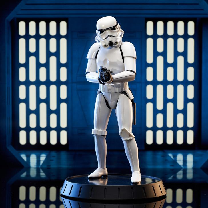Stormtrooper Milestone Statue