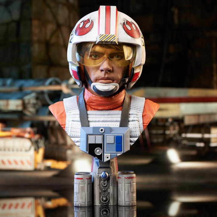 Luke Skywalker (Pilot) Legends in 3-Dimensions Bust