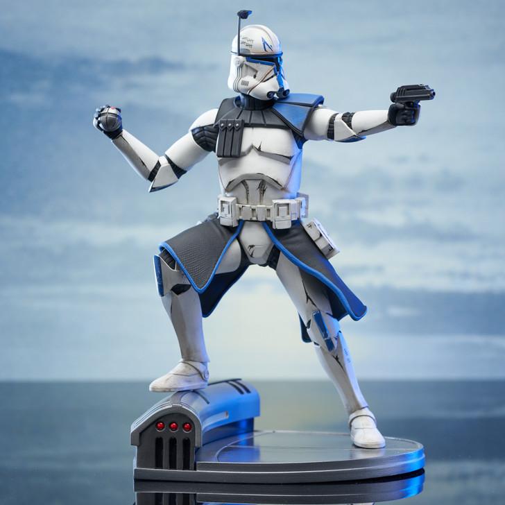 Captain Rex Premier Collection Statue