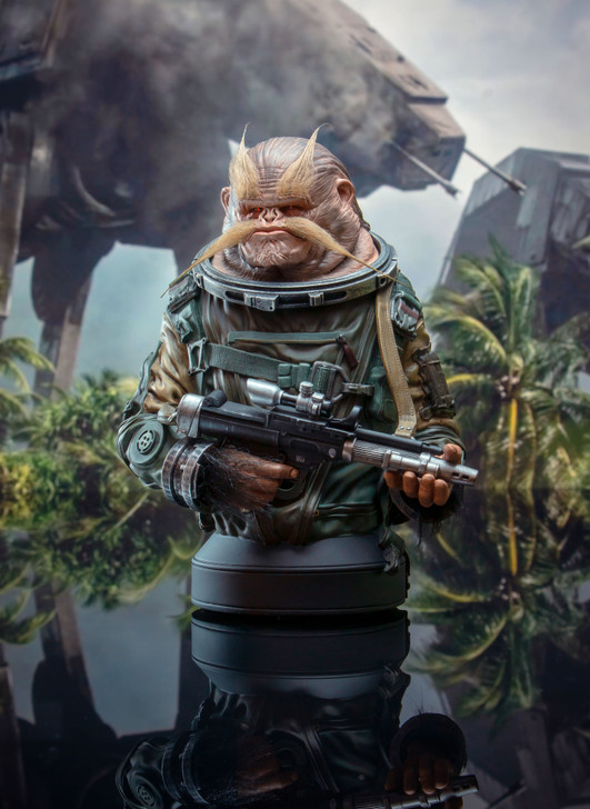 Rogue One: A Star Wars Story™ - Bistan Mini Bust