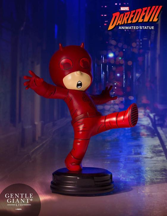 Marvel - Daredevil Animated Statue