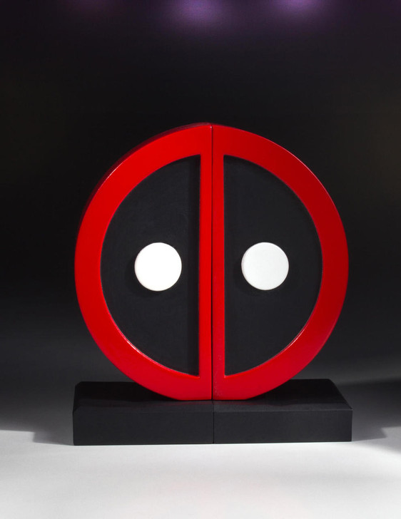 Marvel - Deadpool Logo Bookend