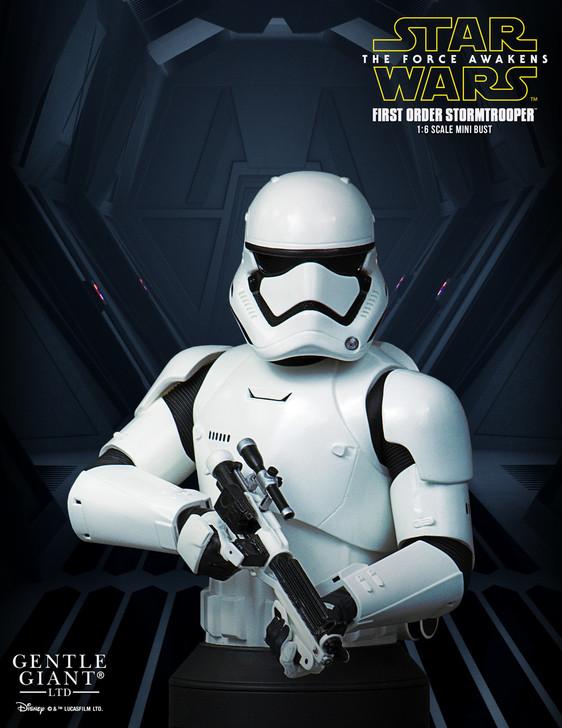 Star Wars: The Force Awakens™ - Stormtrooper Mini Bust