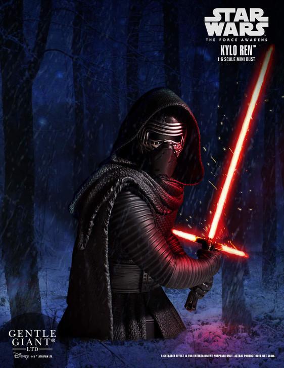 Star Wars™ The Force Awakens - Kylo Ren Mini Bust