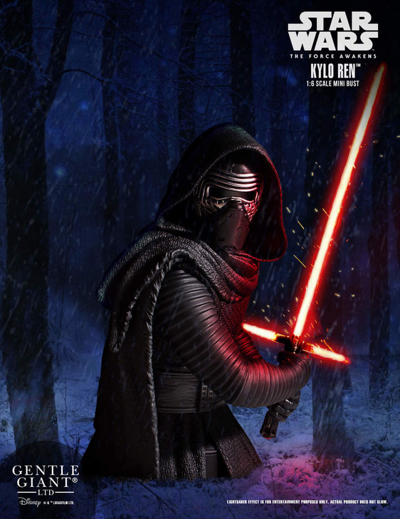 Star Wars: The Force Awakens™ - Kylo Ren Mini Bust