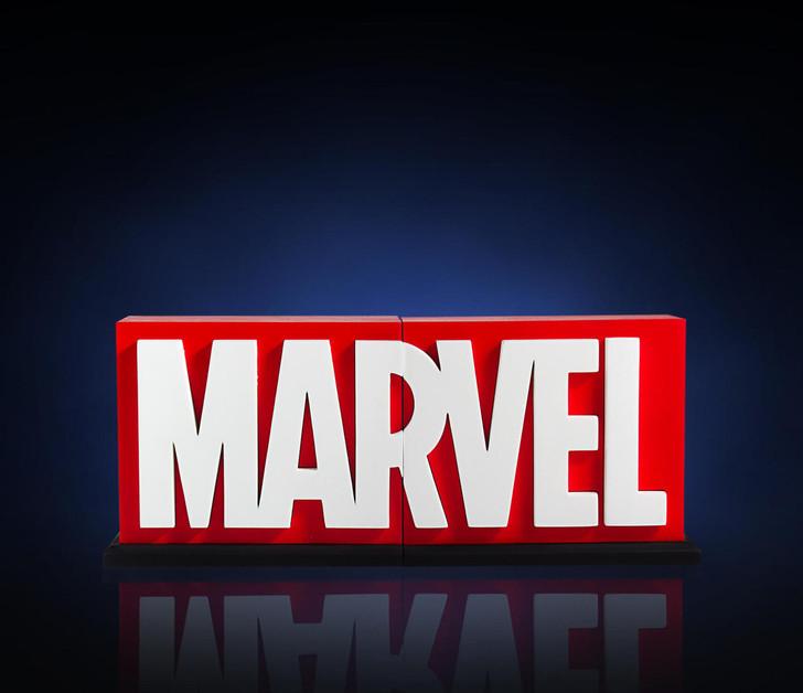 Marvel - Marvel Logo Bookend