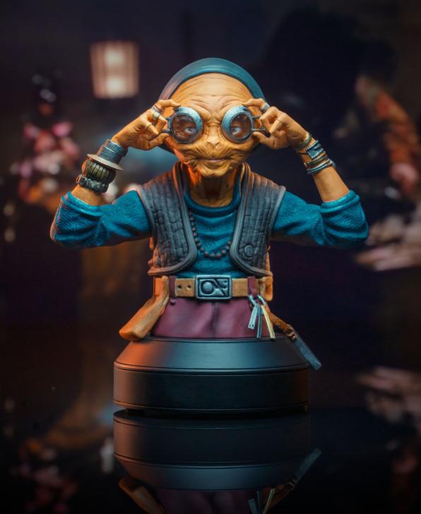 Star Wars™ The Force Awakens - Maz Kanata Mini Bust