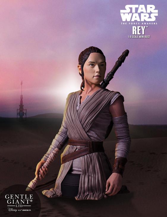 Star Wars: The Force Awakens™ - Rey Mini Bust