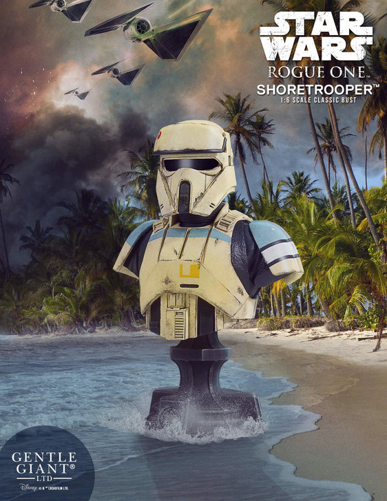 Rogue One: A Star Wars Story™ - Shoretrooper Classic Bust